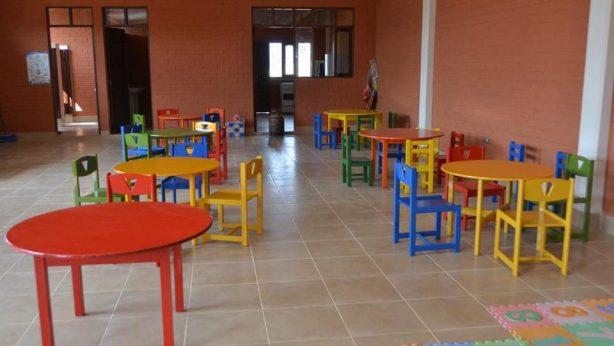 Inauguración de Guarderia Infantil en Villa Nueva Esperanza